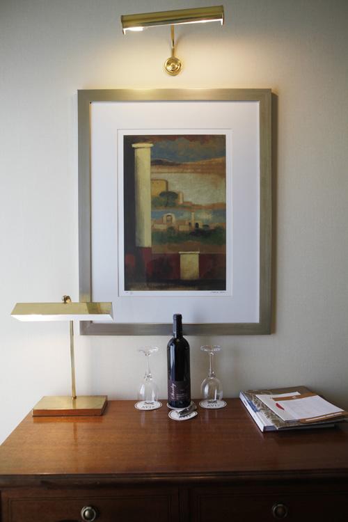 2011-08-07 lisbonne - tableau hôtel