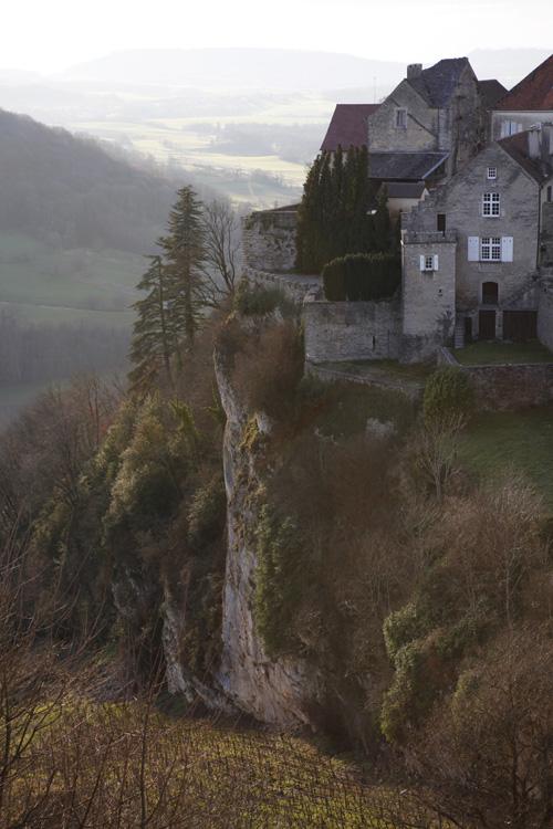 2012-12-24 jura - chateau-chalon