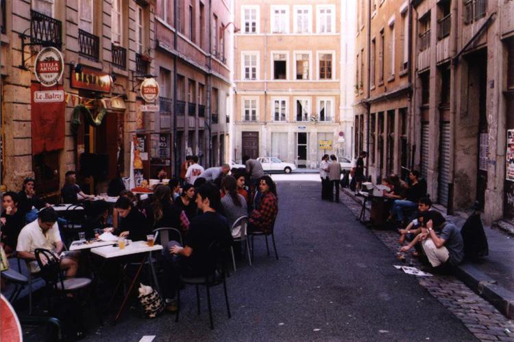 1999-05 croix-rousse - fete bistroy